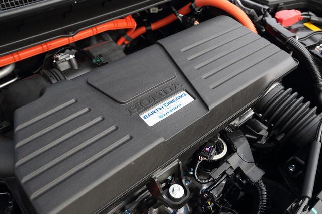 画像: ホンダ スポーツハイブリッドラインナップの上級仕様として、「i-MMD」はアコードやオデッセイ、ステップワゴンに採用されています。今回のCR-Vでは初めて、それをリアルタイム4WDと組み合わせて搭載しました。