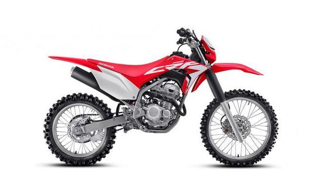 画像: OHC単気筒250ccを搭載。空冷なのでラジエターは当然なく、スッキリとした外観になっています。 www.honda.com.br