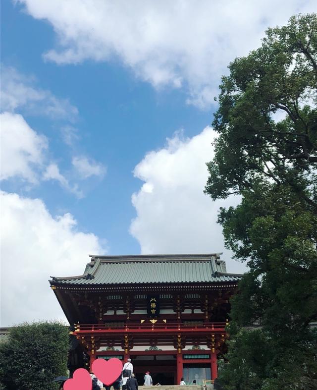 画像3: 鎌倉に到着!