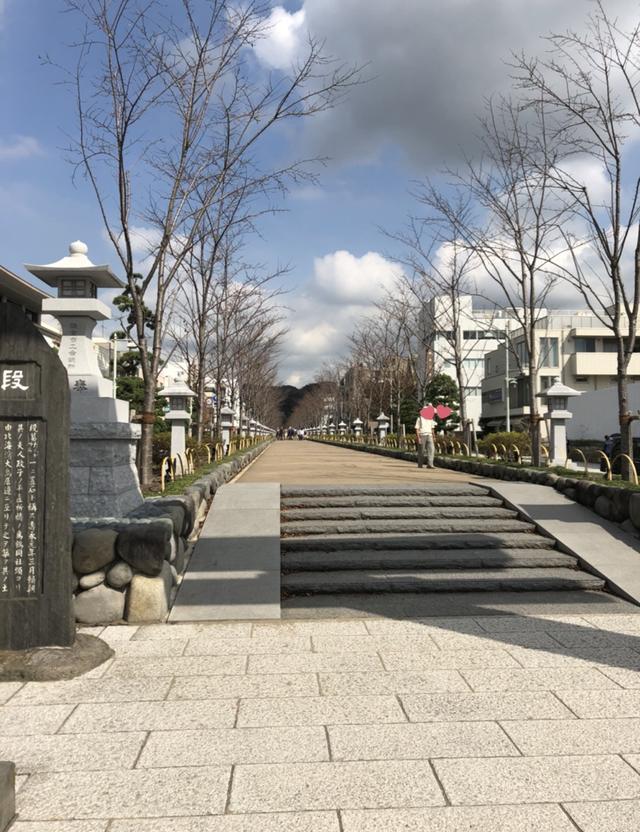 画像1: 鎌倉に到着!