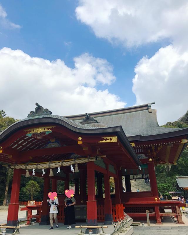 画像2: 鎌倉に到着!