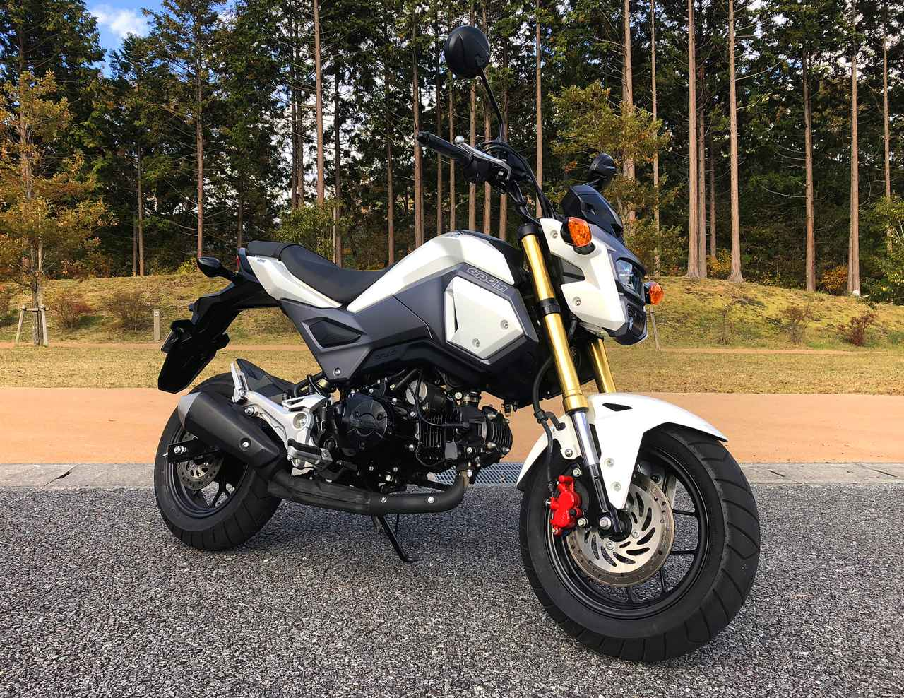 画像1: 原付二種125ccだと思って甘くみていました……