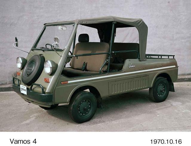 画像: ユニークなオープン軽トラック、それがバモスホンダなのだ。【ホンダ偏愛主義vol.21】 - A Little Honda