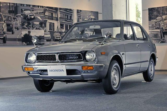 画像: ホンダマニアが初めて買ったのは、初代シビックだった【ホンダ偏愛主義vol.1】 - A Little Honda