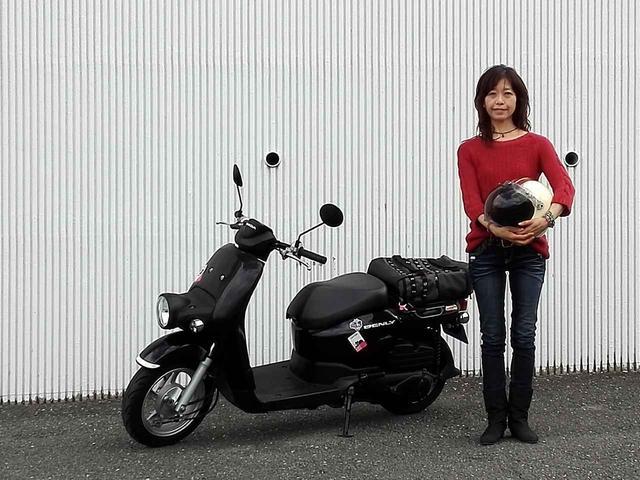 画像: 専業主婦なのに!? ウチの奥さんがベンリィを買った理由 - A Little Honda