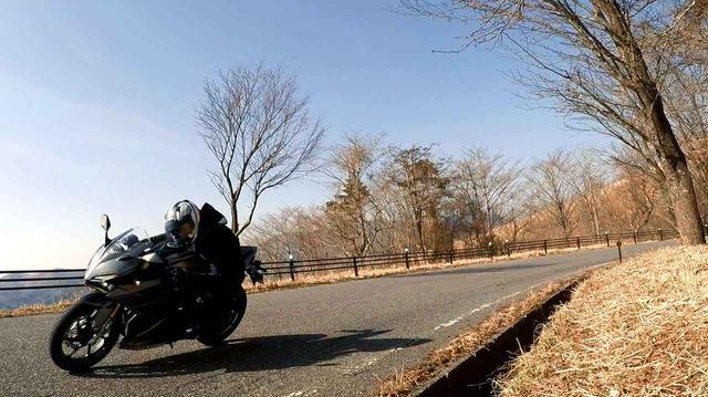 """画像: 普通に走っても""""スポーツ""""を感じるCBR250RRの謎【ホンダ オールすごろく/第1回:後編】 - A Little Honda"""