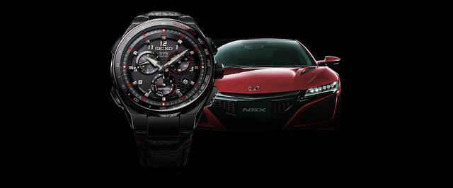画像: もう手に入らないかも?限定1,000本で発売された、ホンダ NSXをイメージした時計が今更ながら気になる件。 - A Little Honda