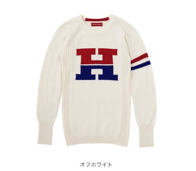 画像: Hondaライディングギア/ウールニットインナー/オフホワイト ¥11,500 +税(Size:S,M,L,LL) www.honda.co.jp