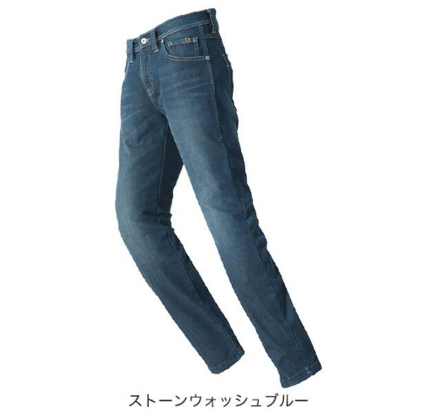 画像: Hondaライディングギア/防風ストレッチデニム/ストーンウォッシュブルー ¥13,000+税(Size:Women's 26、28 Men's 30、32、34、36) www.honda.co.jp