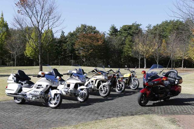 画像: 日本で未発売のGL1100ってどんなバイク!?【ゴールドウイングの系譜Vol.2】 - A Little Honda