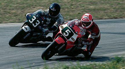 画像: ホンダに乗っての初めてのシーズンとなった1985年、マンクはRS250RWに乗って英国GP、スウェーデンGPに優勝しました。 world.honda.com
