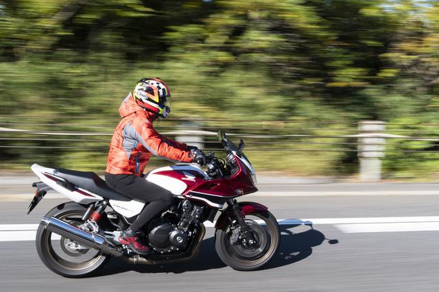 画像2: 蔵王に向けて高速道路を走ってゆきます。