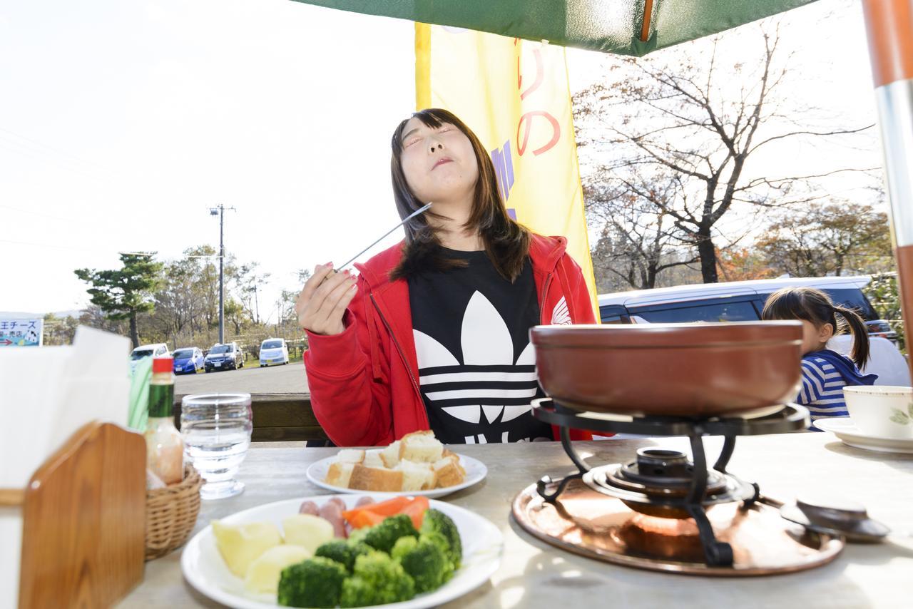 画像4: チーズフォンデュ¥1,030(ご注文は2名様~) + レアチーズケーキ¥420