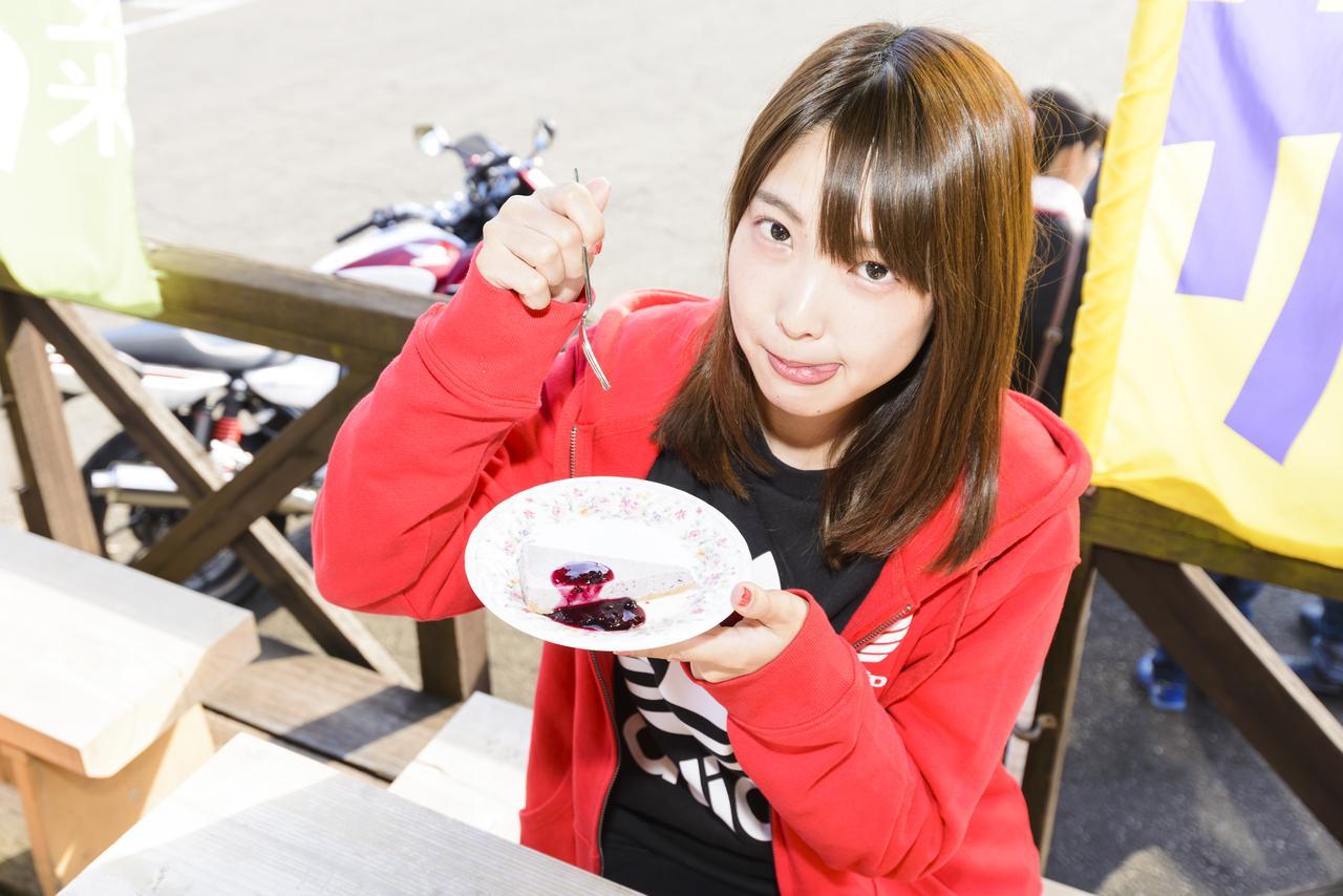 画像5: チーズフォンデュ¥1,030(ご注文は2名様~) + レアチーズケーキ¥420