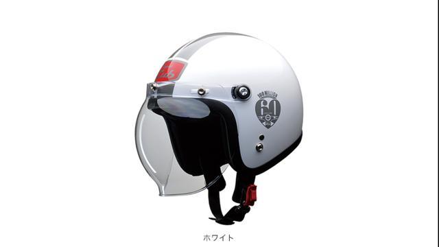 画像1: Hondaライディングギア/Cubヘルメット ¥16,000+税(Size:F) www.honda.co.jp