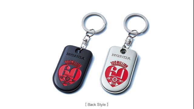 画像2: Hondaライディングギアより/Cubキーホルダー 1200円+税 www.honda.co.jp