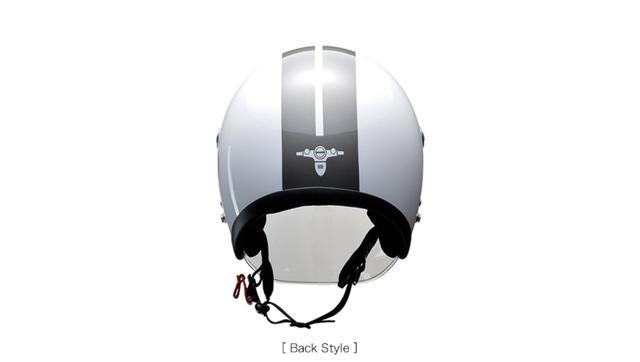 画像4: Hondaライディングギア/Cubヘルメット ¥16,000+税(Size:F) www.honda.co.jp