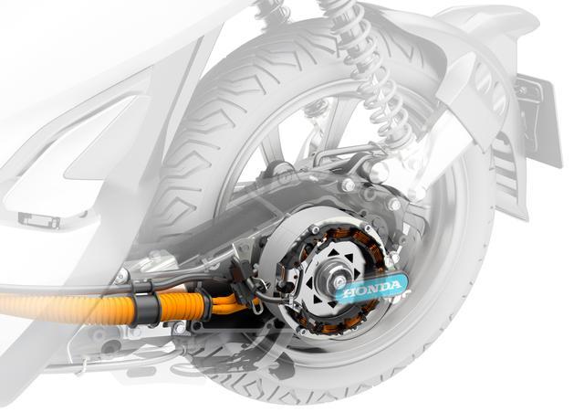 画像4: PCXを電動バイクとして!