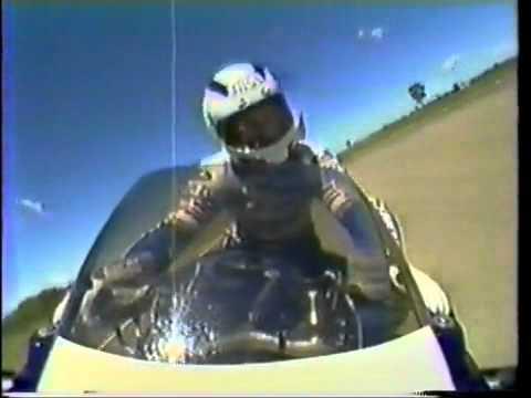 画像: [懐かし動画] W.ガードナーがVFRスーパーバイクで激走! - A Little Honda