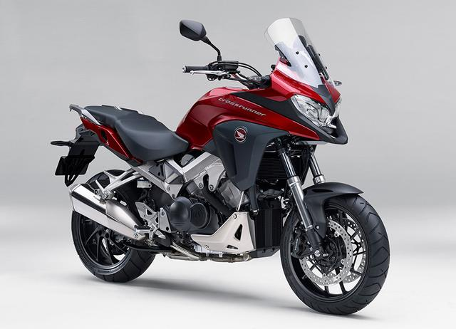 画像5: バイクの完成形!?HONDA VFR800シリーズが今年も進化する!