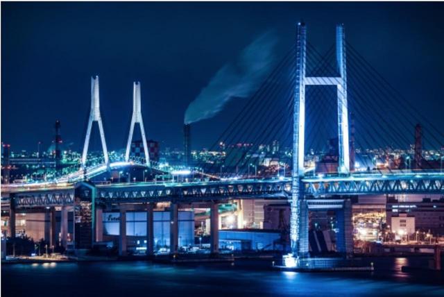 画像: 横浜ベイブリッジ