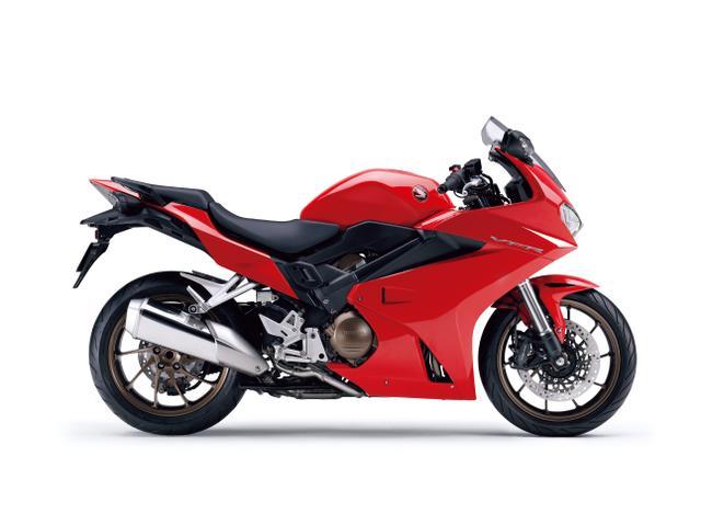 画像2: バイクの完成形!?HONDA VFR800シリーズが今年も進化する!