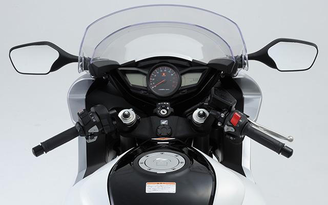 画像: Honda   バイク   Honda二輪純正アクセサリー  スポーツグリップヒーター/ VFR1200F