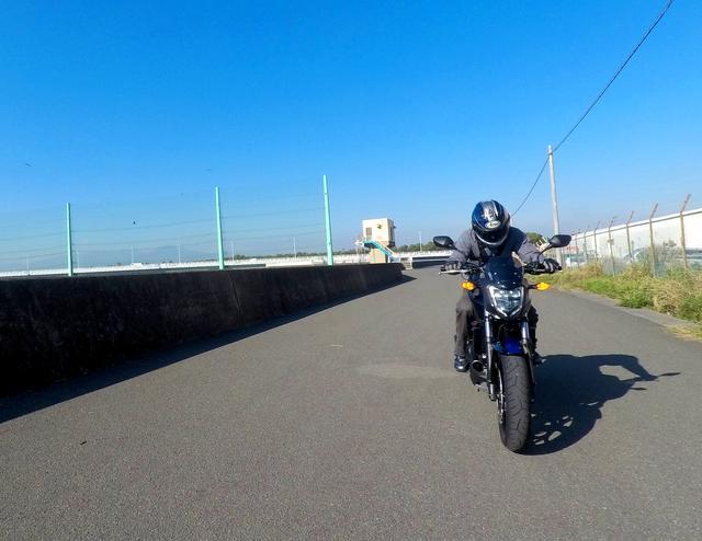 画像1: バイクとして文句なし