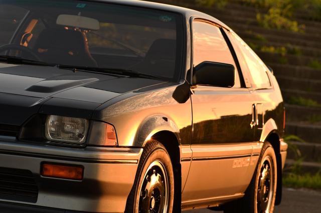 画像: オドメーター68万キロ超えるほどCR-Xを愛したカメラマンの初めての愛車って?【地球に帰るまで、もう少し。その2】 - A Little Honda