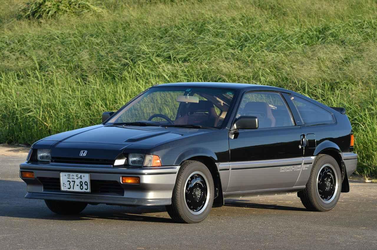 """画像: これが""""ホンダバラードスポーツCR-X"""" A!Little Honda【地球に帰るまで、もう少し。】より honda.lrnc.cc"""
