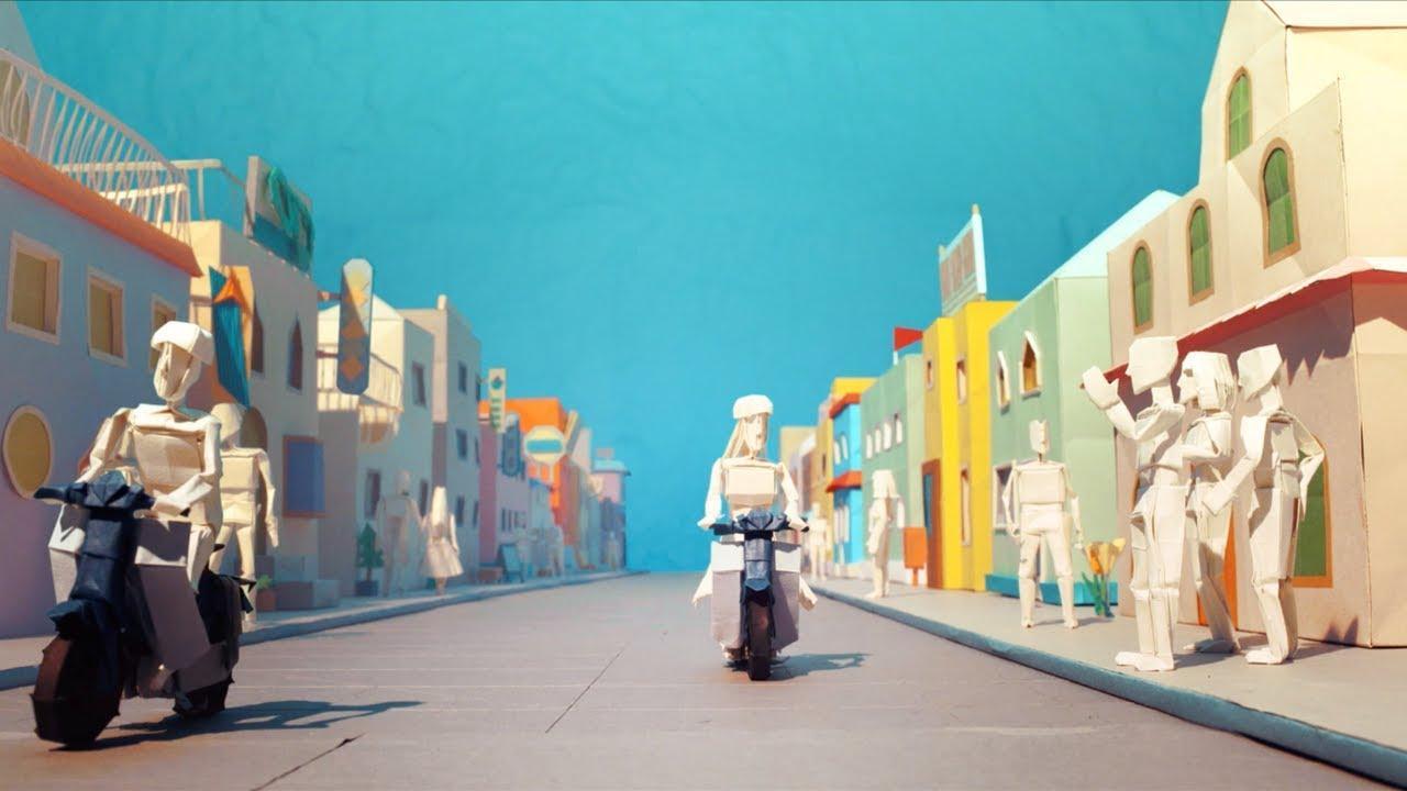 "画像: Honda ""ORIGAMI"" youtu.be"
