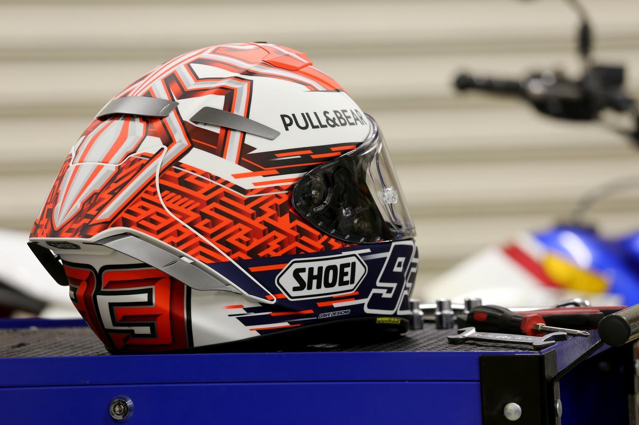 画像3: 素敵すぎるヘルメットに歓喜!