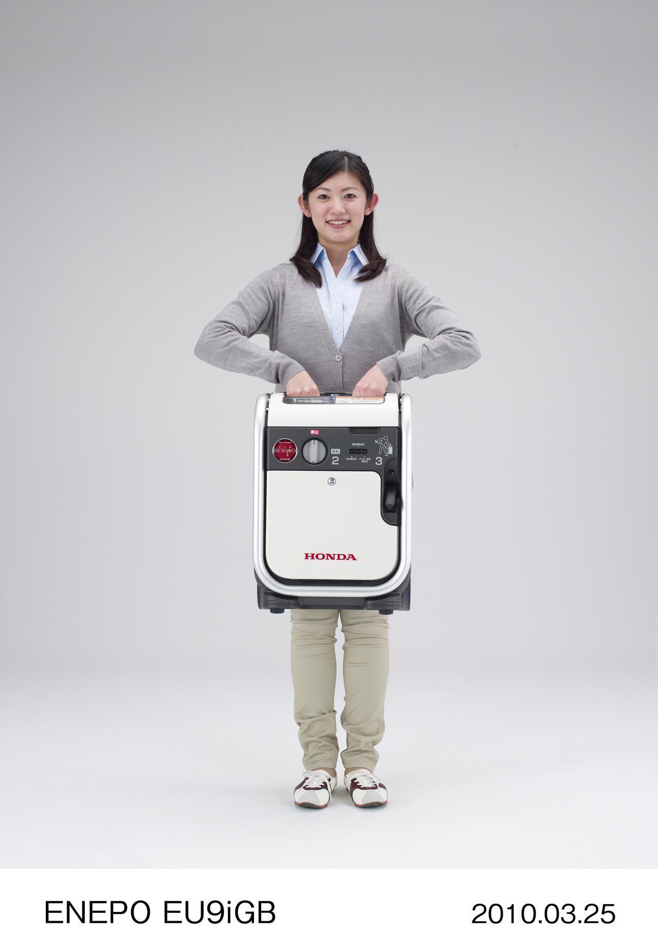 画像: ホンダの「発電機」は世界的な名機!【ホンダ偏愛主義vol.28】 - A Little Honda