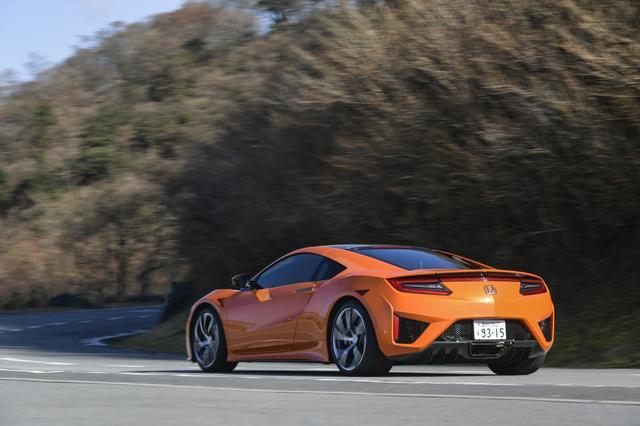 画像: ドライビングテクニックが向上したかのように感じられるパフォーマンスをごく自然に楽しめる。