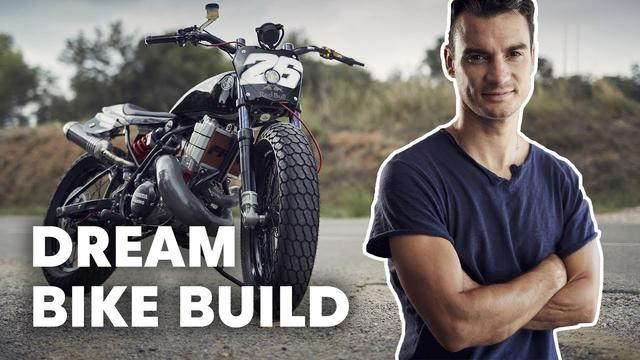 画像: Crafting A Dream Motorcycle For Dani Pedrosa | The Silent Samurai youtu.be