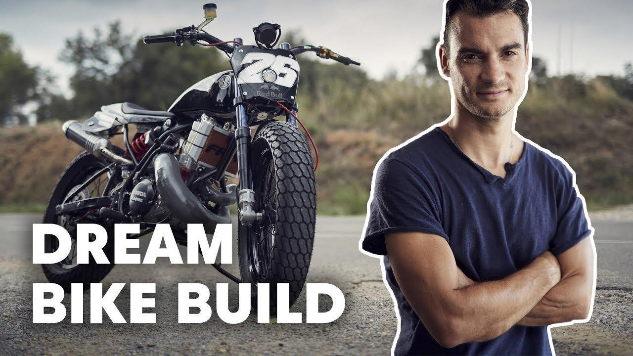 画像: Crafting A Dream Motorcycle For Dani Pedrosa   The Silent Samurai youtu.be