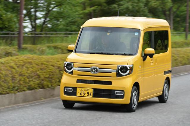 画像: FFの軽商用バン、N-VANに見るホンダらしさ!【ホンダ偏愛主義vol.31】 - A Little Honda