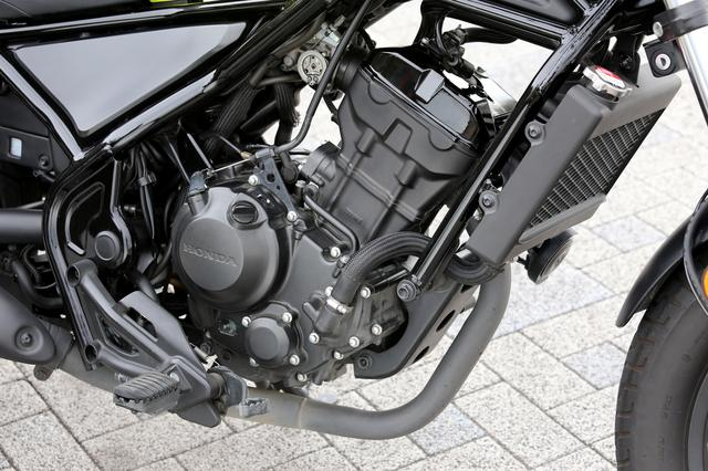 画像2: レブル250は『エンジン』がスゴい!