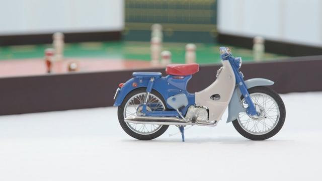 画像: SuperCub 60周年企画 株式会社エポック社「野球盤」インタビュー www.youtube.com