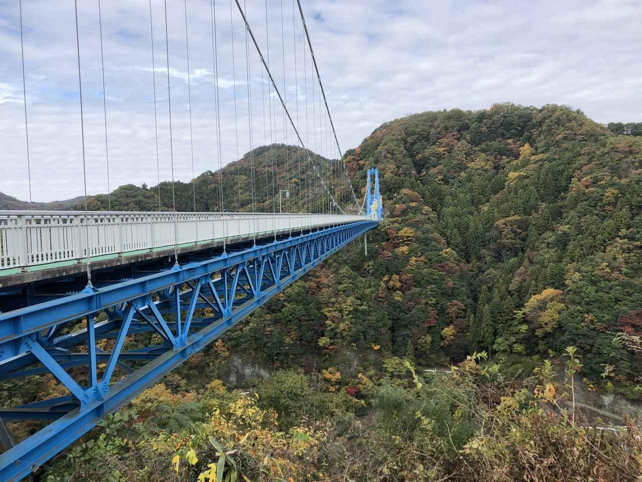 画像4: 龍神大吊橋へレッツゴー!