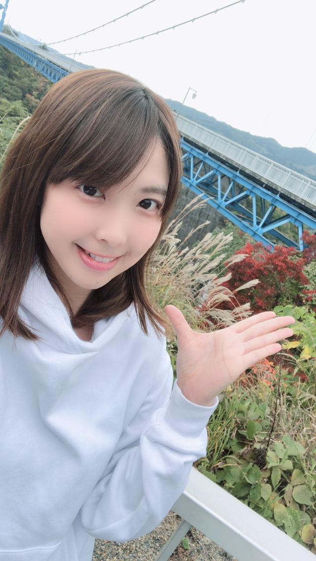 画像7: 龍神大吊橋へレッツゴー!