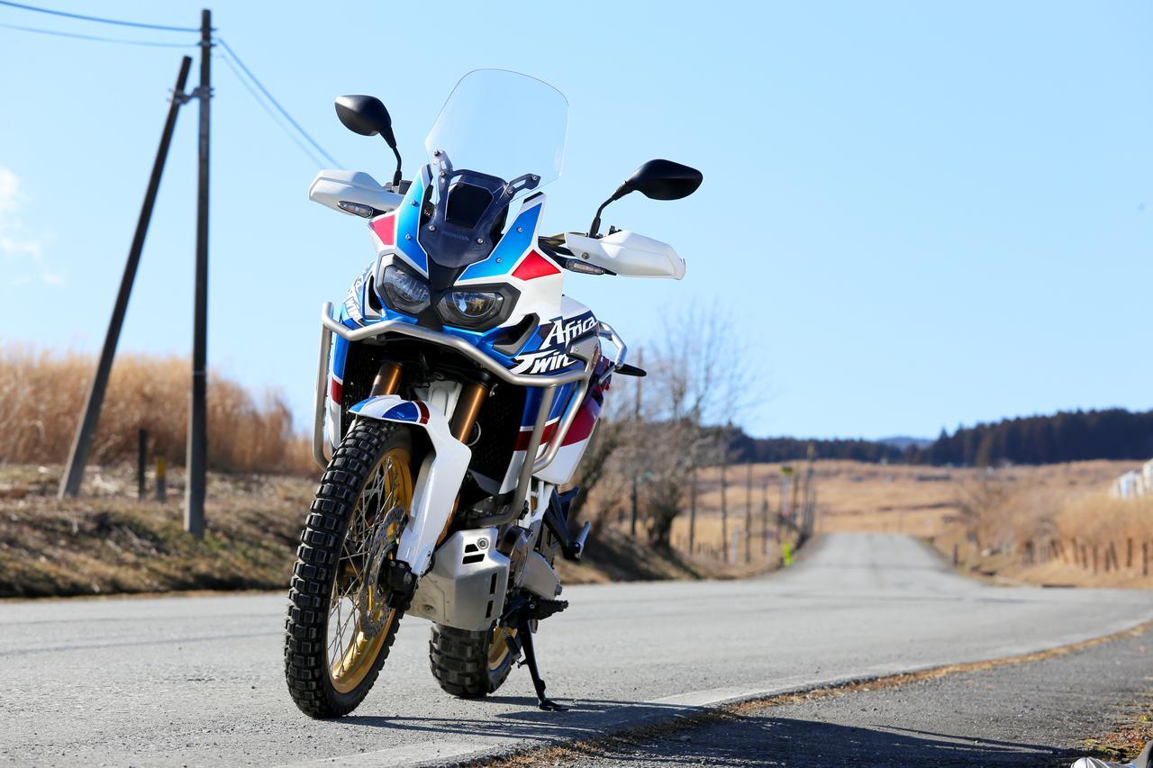 画像3: デカいバイクの難点……