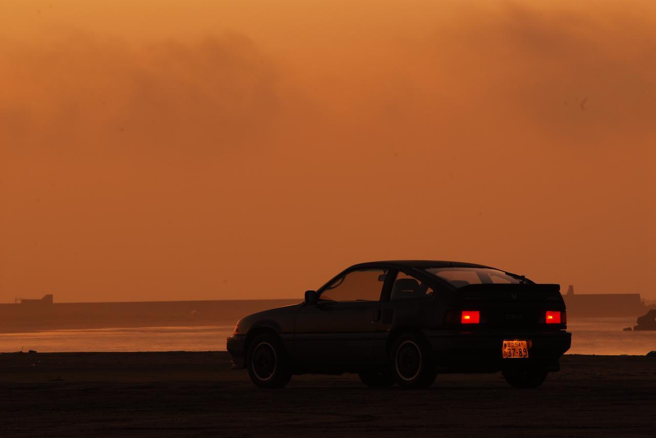 画像: 大事にしていた愛車CR-Xに訪れた予想もしなかった出来事。