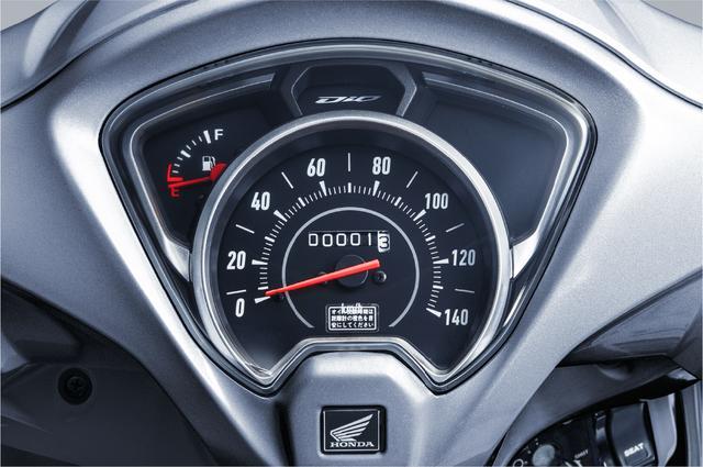 画像: HONDA公式サイトより/車体色はランベントシルバーメタリック www.honda.co.jp