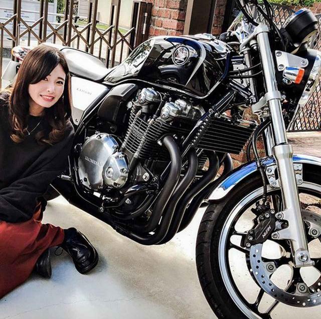 画像: 可愛すぎるライダー発見!【リトホンインスタ部vol.38】 - A Little Honda