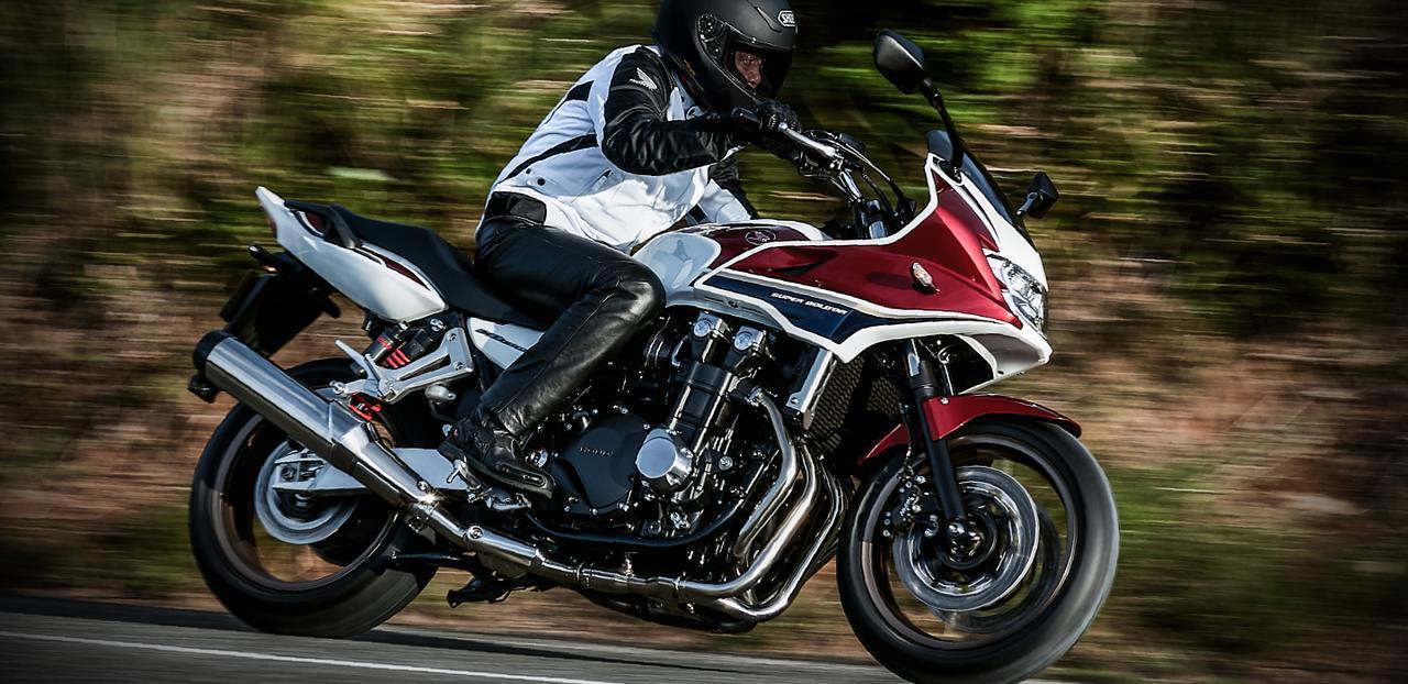画像: 初心者ライダーに知ってほしい。HONDA CB1300ってぶっちゃけどんなバイク? - A Little Honda