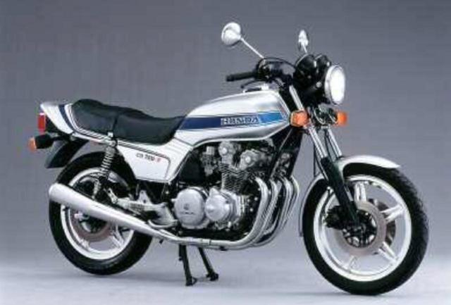 画像: 株式会社 モビリティーランド 公式サイトより CB750F('79) cbx1000z.at.webry.info