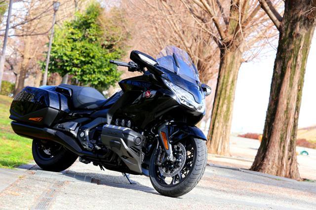 画像1: 250ccのバイクが7台分以上の排気量!? だけど、1秒で世界がひっくり返る。【ホンダオールすごろく/第24回 ゴールドウイング・DCT】