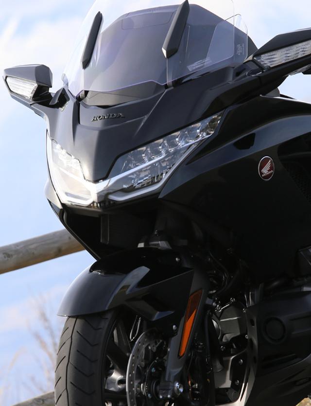 画像25: 250ccのバイクが7台分以上の排気量!? だけど、1秒で世界がひっくり返る。【ホンダオールすごろく/第24回 ゴールドウイング・DCT】