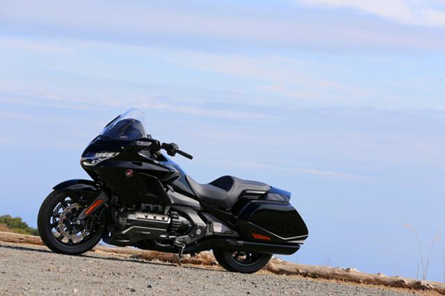画像15: 250ccのバイクが7台分以上の排気量!? だけど、1秒で世界がひっくり返る。【ホンダオールすごろく/第24回 ゴールドウイング・DCT】